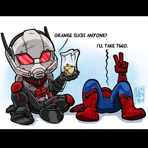 #CaptainAmericaCivilWar #AntMan #SpiderMan