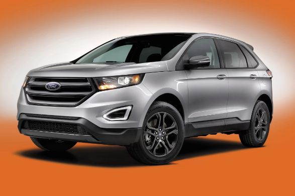 2018 Ford Edge - Ford Edge one of the best SUV from Ford Motor Company will coming out with new version for 2018. Mild beverage will certainly be made on