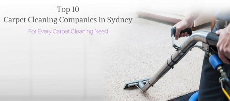 There are number of companies in Sydney to recover your carpet cleaning need. When your points to hire professional carpet services provider at competitive rates then I will recommend these 10 popular cleaning companies which I have recovered by reviewing 100+ companies' portfolio.