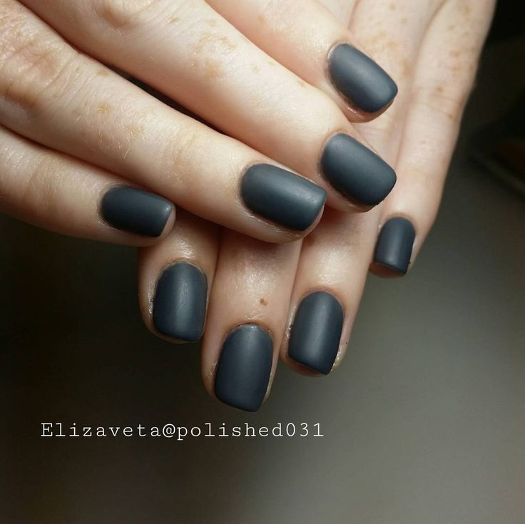 #polished031 Getting in the mood for autumn ����with matte grey �� Double tap if you like Matte nails ❤ #sloveniamethod #idealmanicure #nailsbyrussian #luxio_shadow @akzentz #luxiomattetopcoat #luxiogel #grey #manicure #pedicure #mattnails #autumn #fashion #nailpro #nails #gelnails #nailsforbusinesswomen #womeninbusiness #nailsforinstagram #instanails #nailsalon #nailsindurban #dbn #durban http://www.butimag.com/fashion/post/1470204095070560515_1912948869/?code=BRnNtXCAWED
