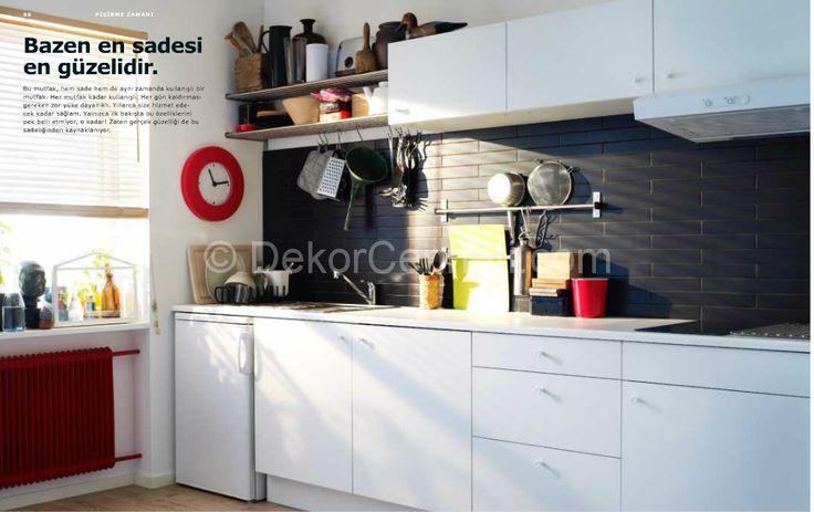 ikea mutfak dekorasyon ile ilgili görsel sonucu