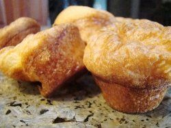 Popovers recipes | Cooking - Breads / Corn Bread / Muffins | Pinterest ...