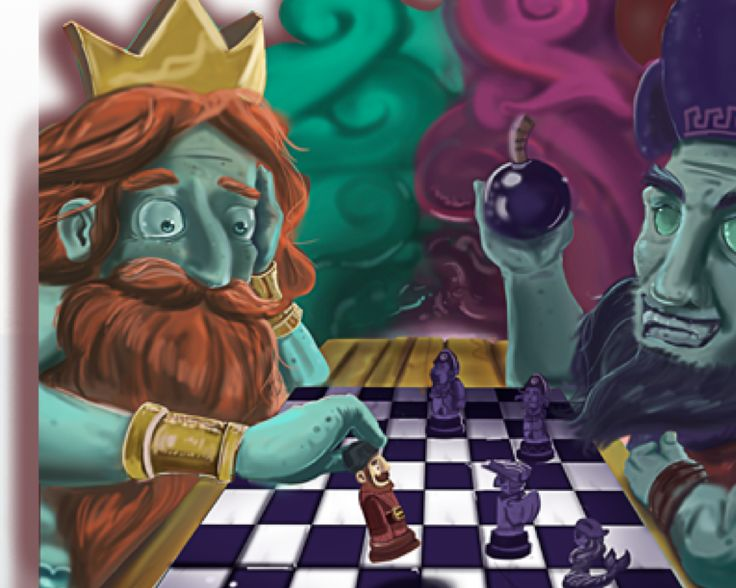 Poseindon Vs Hades Chesss