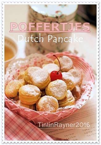 Poffertjes - Dutch Mini Pancake First Triallll lumayan.. XD