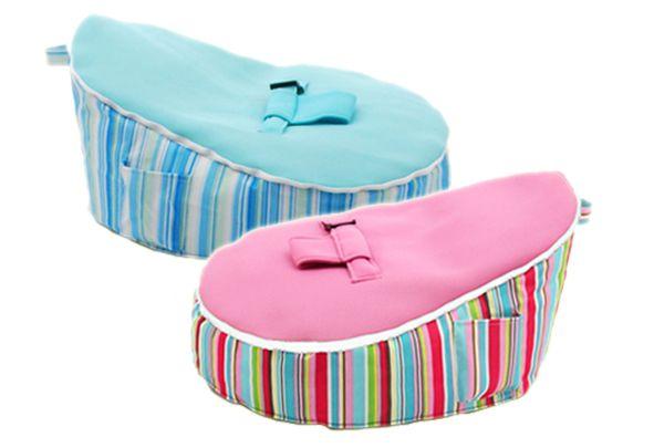 Mini Beanz - Stripey Bean Bag - Assorted Colours, $83.95 (http://www.minibeanz.com.au/stripey-bean-bag-assorted-colours/)