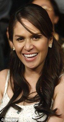 manny pacquiao | Manny Pacquiao's wife Jinkee Pacquiao