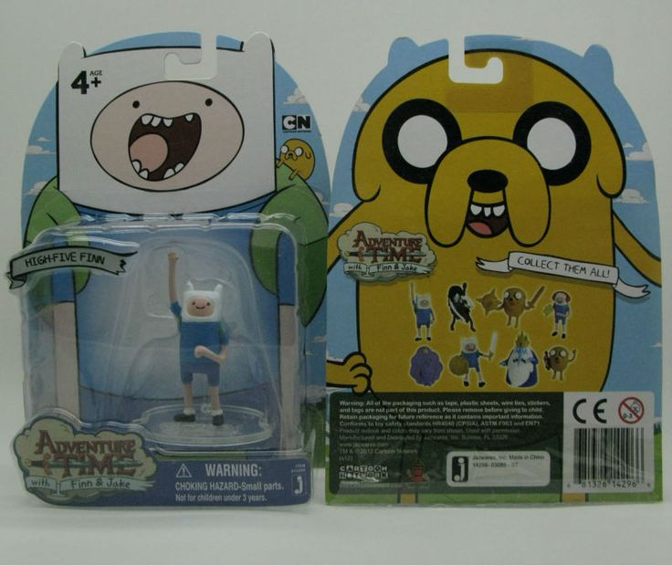 Adventure Time 2 inch Action Figure Finn Weapon Jack //Price: $10.90 & FREE Shipping //     #actionfigure