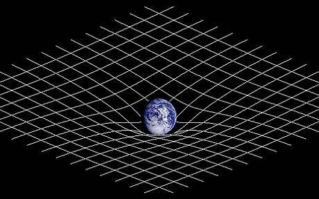 The curvature of space-time. The 10 weirdest physics facts, from relativity to quantum physics