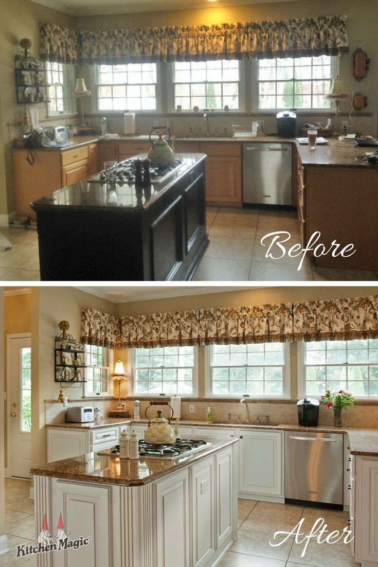 The Risks Of Replacing Your Countertop Before Your Cabinets Kitchen Transformation Countertops Kitchen Remodel
