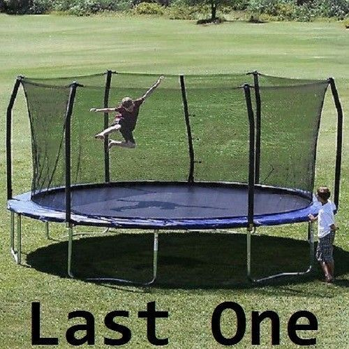 15 X 17 Oval Trampoline Safety Net Fits: 17+ Best Images About Fitness Equipment On Pinterest