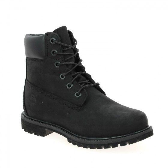 #Bessec Boots #TIMBERLAND CLASSIC BOOTS 6 INCH Noir à 210€ à retrouver sur www.bessec-chaussures.com ou dans nos magasins !