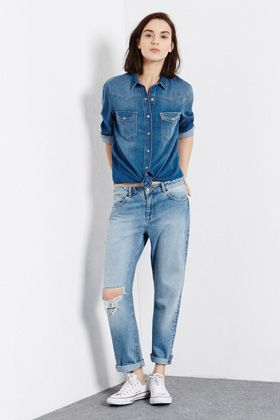 Check out this Boyfriend Jean from Warehouse.
