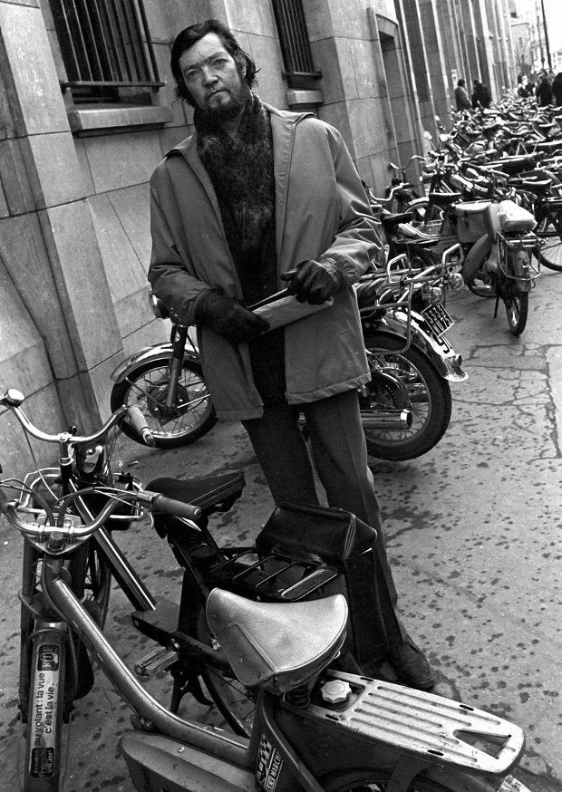 """Julio Cortazar """"one of the greatest writers of our time and a genius"""""""