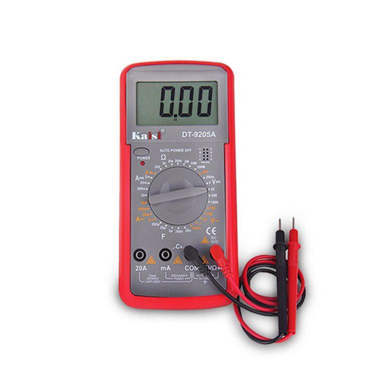 $8.21 (Buy here: https://alitems.com/g/1e8d114494ebda23ff8b16525dc3e8/?i=5&ulp=https%3A%2F%2Fwww.aliexpress.com%2Fitem%2FHandhold-Digital-Multimeter-Precision-Tool-Capacitance-Meter-Electric-Meter-AC-DC-Voltmeter-Ammeter-Tester-Fast-Shipping%2F32770990570.html ) Handhold Digital Multimeter Precision Tool Capacitance Meter Electric Meter AC DC Voltmeter Ammeter Tester Fast Shipping for just $8.21