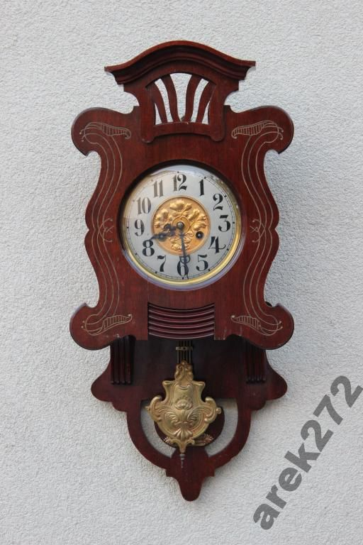 secesyjny junghans w dobrym stanie (6048591298) - Allegro.pl - Więcej niż aukcje.
