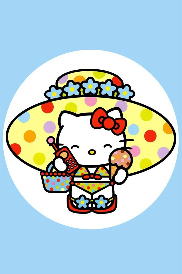 63 best images about Hello Kitty on Pinterest Coloring