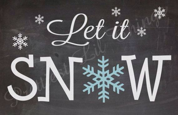 Let it snow                                                                                                                                                                                 Mehr