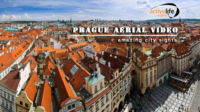 Amazing Prague and it's attractions. Look, how your wedding day can look like!