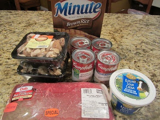 Lisa's Dinnertime Dish for Great Recipes! – Beef Stroganof, It's Not Christmas Eve Without It