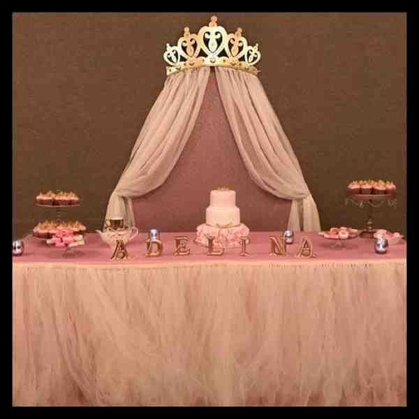 Crown Table Decor 2018 – Elegant Wedding