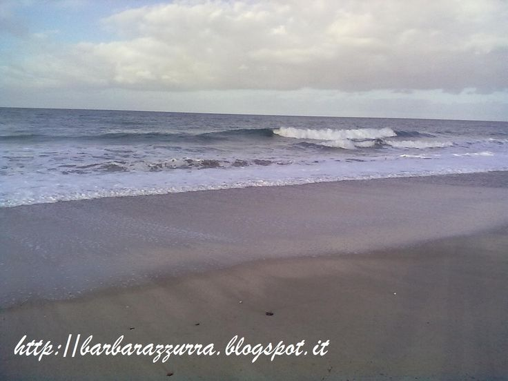 Babazzurra: Una passeggiata invernale al mare