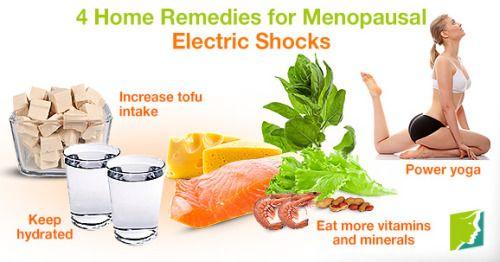 nerdwellness:4 Home remedies for menopausal electric shocks