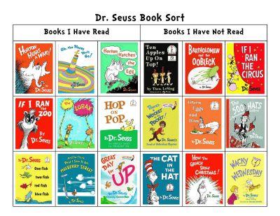 Dr Seuss on Best Dr Seuss Images On Pinterest Preschool Apples Education