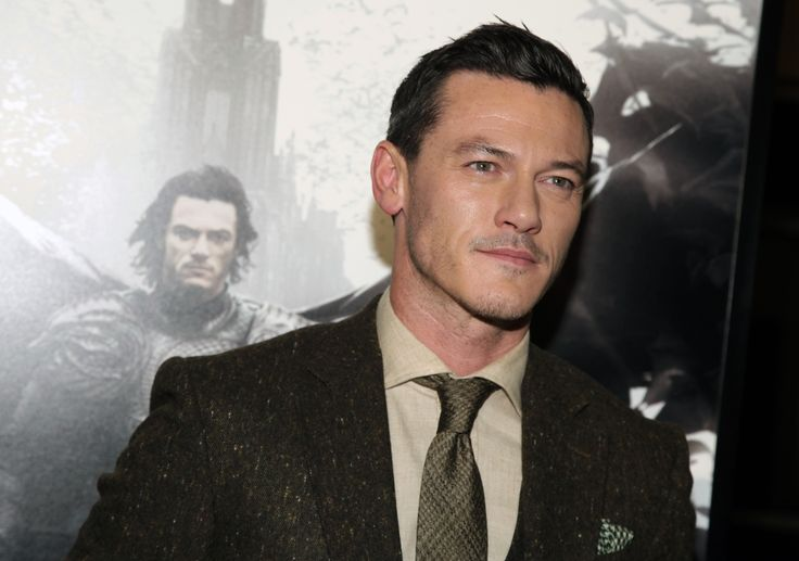 Luke Evans Has Been Out for Years, But He's Finally Stopped Hiding