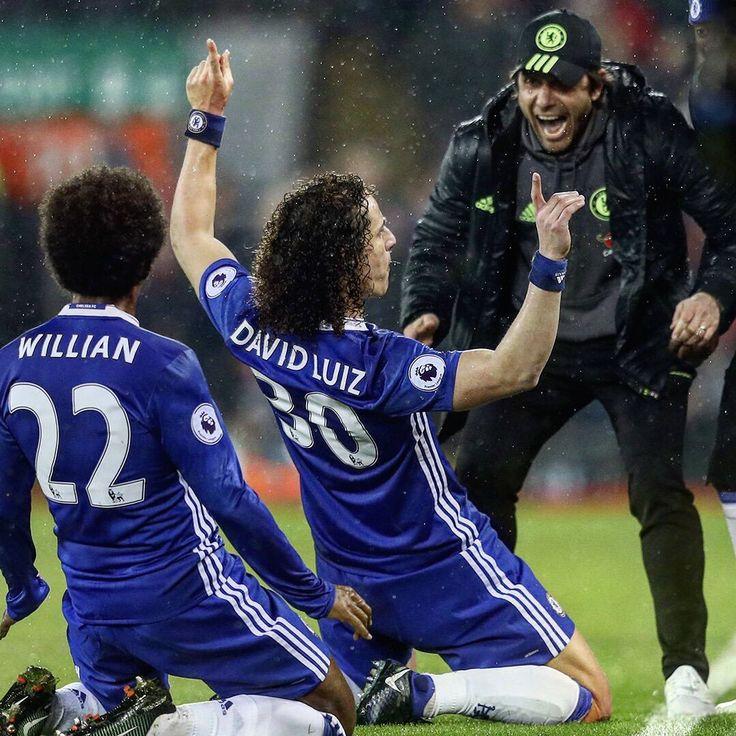 Liverpool-Chelsea 1-1: ad Anfield risuona il nome di Conte - http://www.contra-ataque.it/2017/01/31/liverpool-chelsea-cronaca-tabellino.html