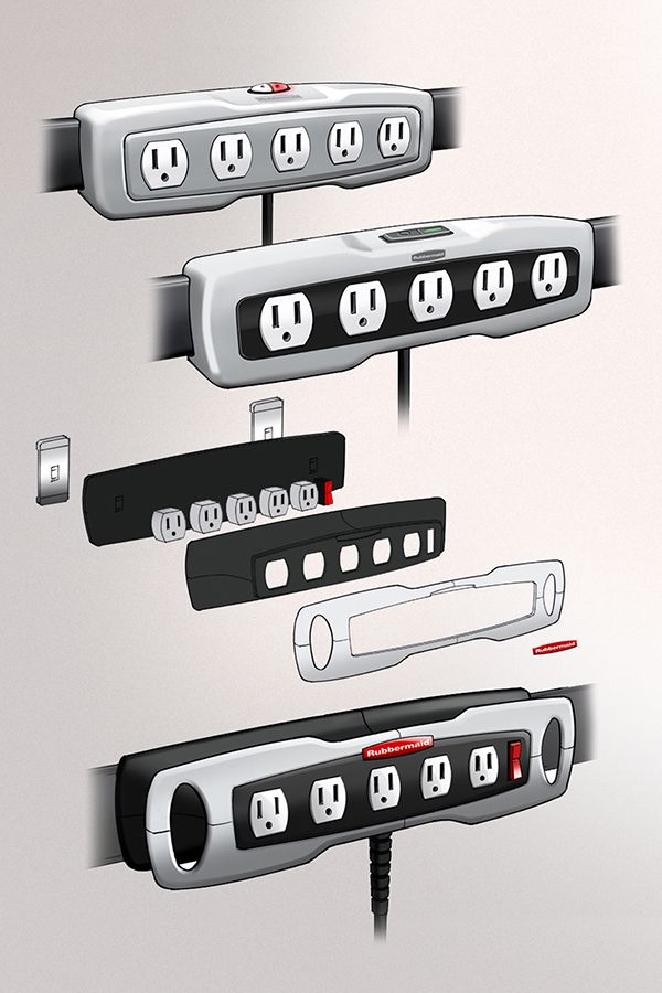 31 best Prizler images on Pinterest | Power strips, Outlets and ...