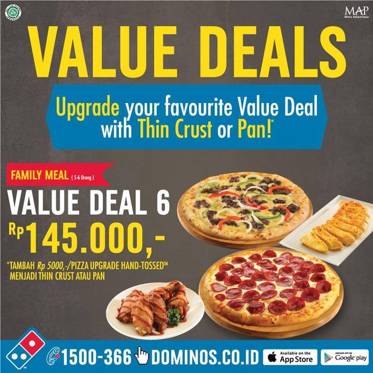 Dominos Pizza Promo Super Value Deals Http Www Perutgendut Com