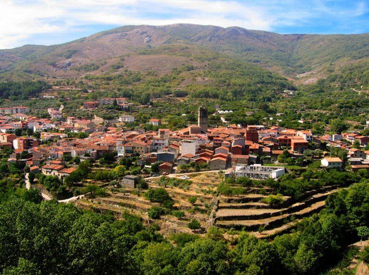 Garganta la Olla (Cáceres)