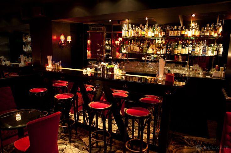 Mathis cocktails bar - Paris