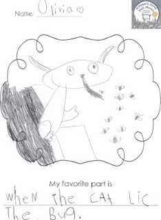 Kitten's First Full Moon by Kevin Henkes worksheets