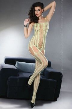 Bodystocking Almas tender shoots