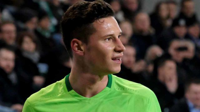 Julian Draxler  Bundesliga outfit Wolfsburg confirmed Saturday their World Cup-winning midfielder Julian Draxler will join Paris Saint-German during the January transfer window on a four-and-a-half year contract. The move had been widely expected after the 23-year-old expressed a desire to...