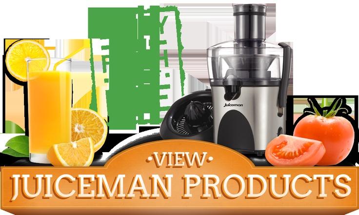 Best new toy! Juiceman Juicer