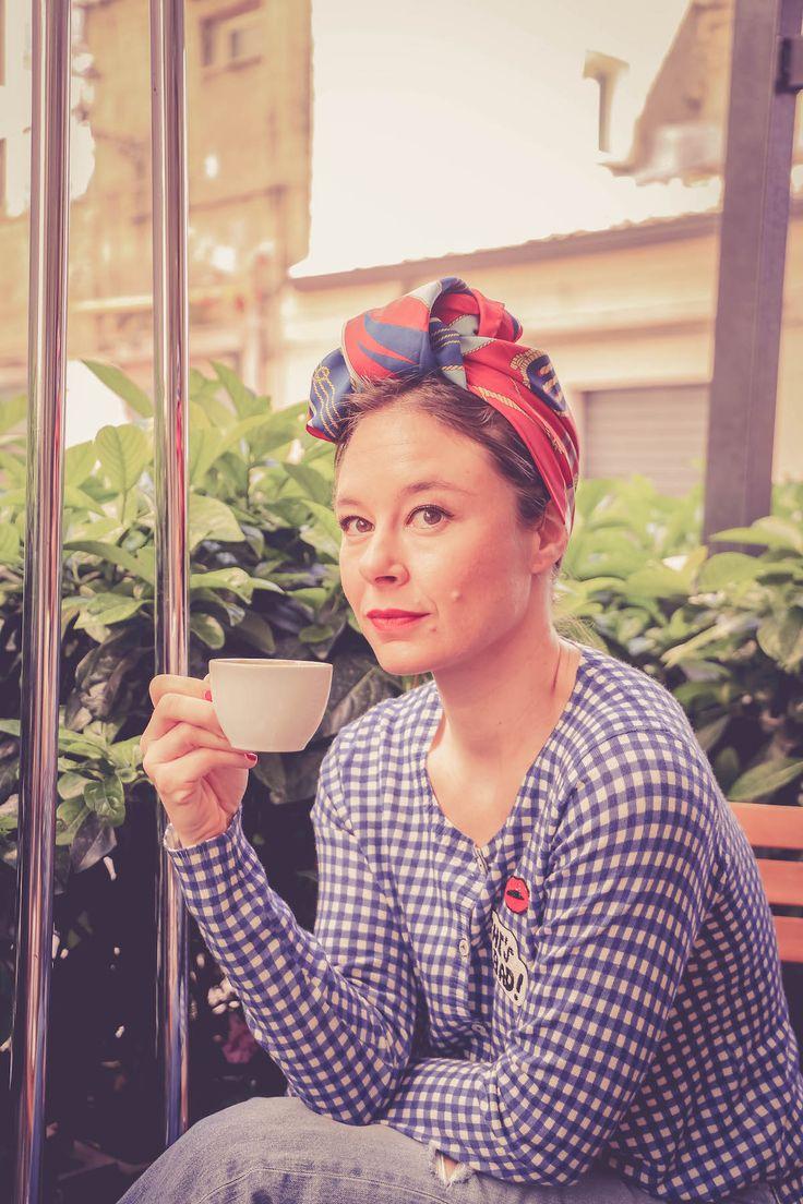 travel blogger Palermo Lucia Del Pasqua viaggi Sicily vintage style