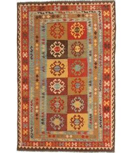 Kelim Afghan Teppich Dieser Schone Kelim Afghan Teppich 00012868