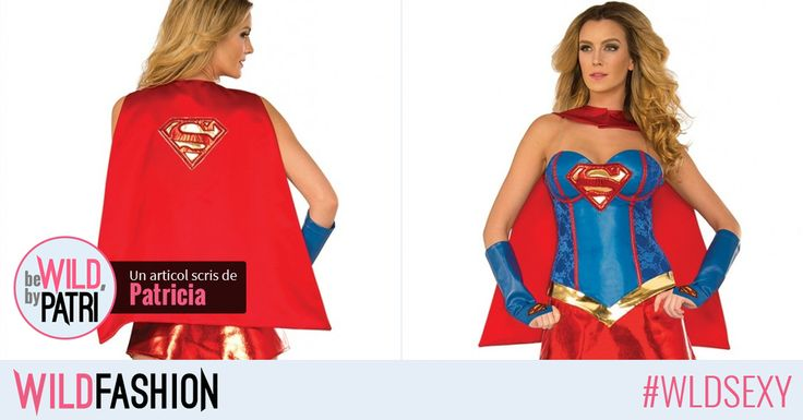Hello, super-fetelor! :) Anul acesta de Halloween voi sunteţi eroinele. Like & Share dacă vă place costumul.
