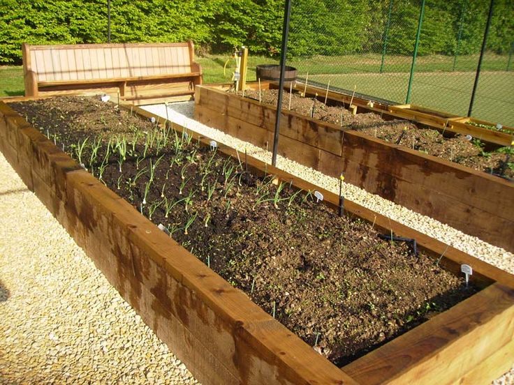 Raised vegetable garden bed construction steel fruit for Raised vegetable bed ideas