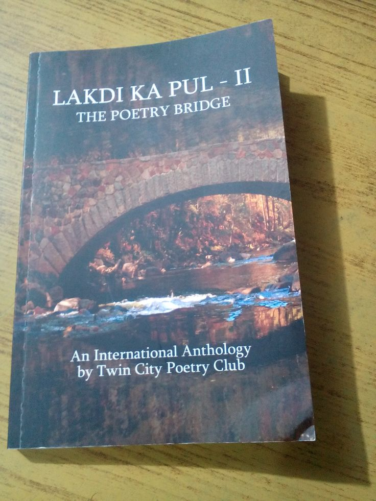 I am really excited that two of my poems 'Snake' and 'Who Says Silence Haunts?' have been included in the international multilingual poetry anthology 'Lakdi Ka pul II' published by the Twin Cities Poetry Club, Hyderabad.  Received my copy today only!! #hyderabadhuddle #poem #poetry #anthology #lakdikapul #international #multilingual #kannada #hindi #englishpoems #englishpoetry #snake #relationships #breakup #love #pain #art #words