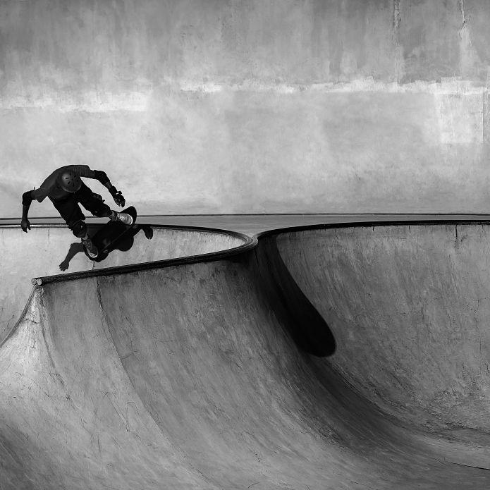 Nick Frank | Concrete Canyons