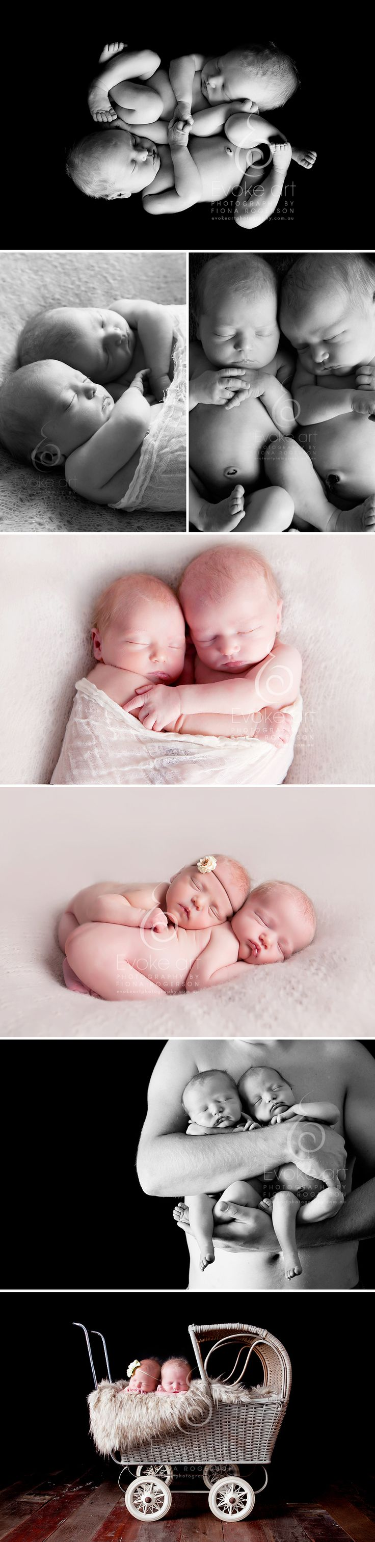 evokeartphotograp...  Perth baby twin photographer