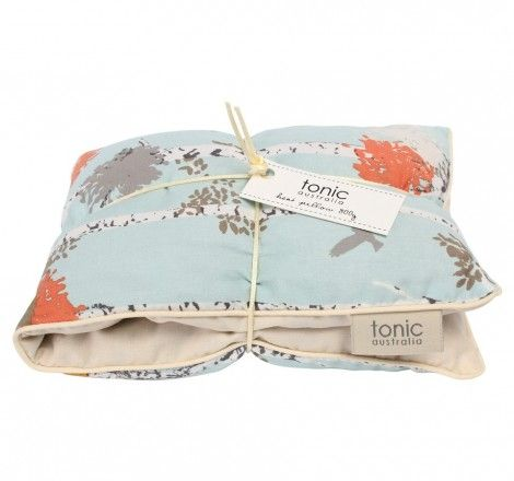 These Tonic heat pillows are great to help de-stress after a hectic day at work or strenuous activities. Made from 100% cotton and the inside filled with locally sourced barley and lavender. The barley will help ease muscle tension as the lavender will help calm the mind and soul. Simply lay flat in the microwave for 2 minutes, sit back and relax! $34.95  http://sawtelltreeoflife.com.au/product/shenae-lane-prudance-lavender-goat/