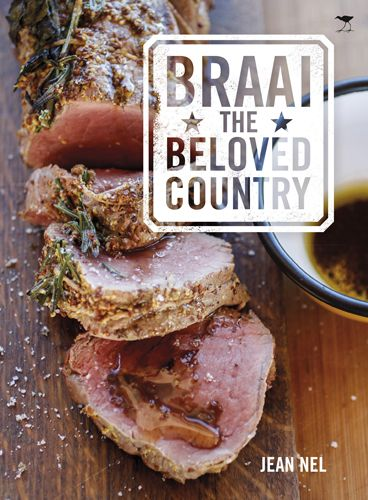 Braai the Beloved Country | Cooking meat over a fire is something that defines our evolution as a species. Using fire to cook food even defines our social structure as mammals – thanks to the lucky lightning strike eons ago, and the fact that there were some steaks handy. Author, Jean Nel, is re-inventing the braai. It's about so much more than just steaks and boerewors; anything that can be eaten can be braaied. From salads to sides, meats to veg...you could even invite a vegetarian to a…