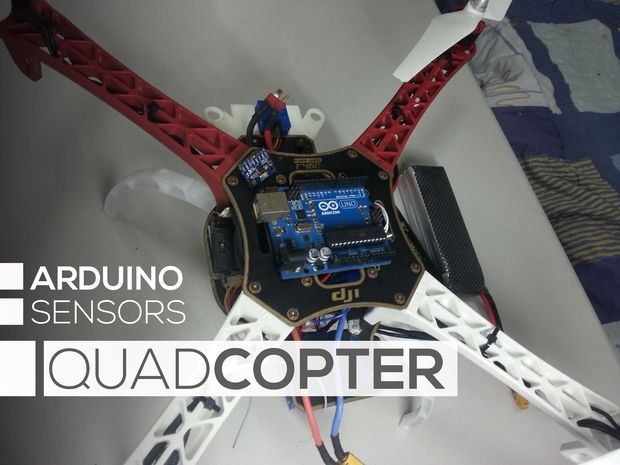 DIY ARDUINO FLIGHT CONTROLLER For the best prices see eddyplace.com