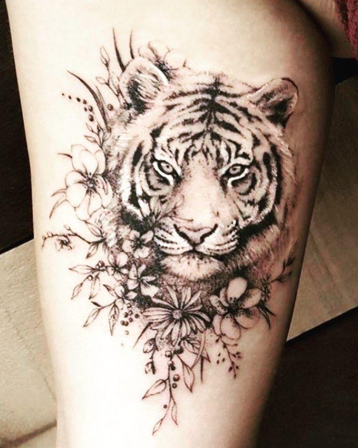 Tiger Tuesday Tigertattoo Tattoos Tattoolifestyle Tattooinspiration Tattoodesign Tattoo Tattooideas In 2020 Leopard Tattoos Animal Tattoos Hip Tattoos Women