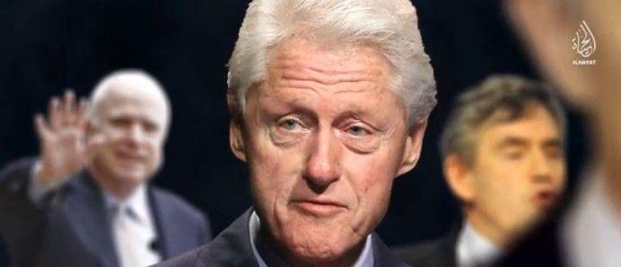 Bill Clinton Avoids Reporter's Question About Reemergence Of Juanita Broaddrick [VIDEO]