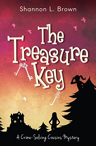 11 best childrensmiddle grade books by christian indie authors the treasure key the crime solving cousins mysteries book 2 by shannon l fandeluxe Choice Image